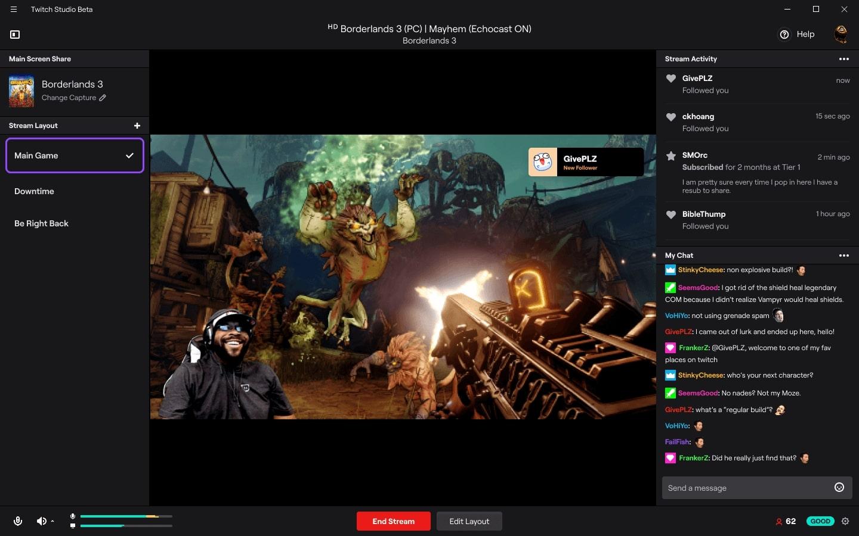 Download Twitch Studio Twitch